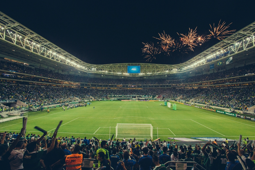 Allianz Parque stadium opens in Sao Paulo to the sound of