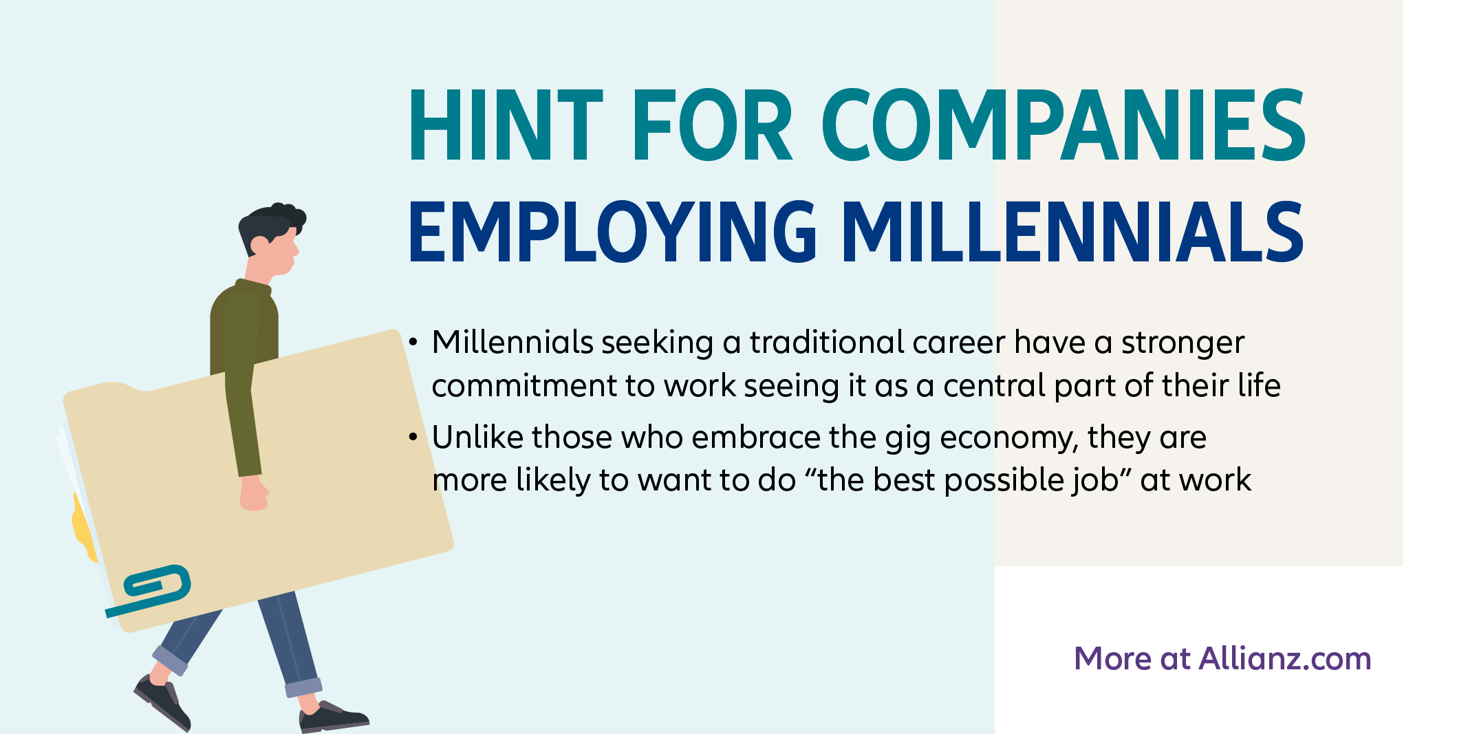 Forum on this topic: How to Work With Millennials, how-to-work-with-millennials/