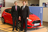 Allianz and Ford shape partnership to develop and offer mobility concepts