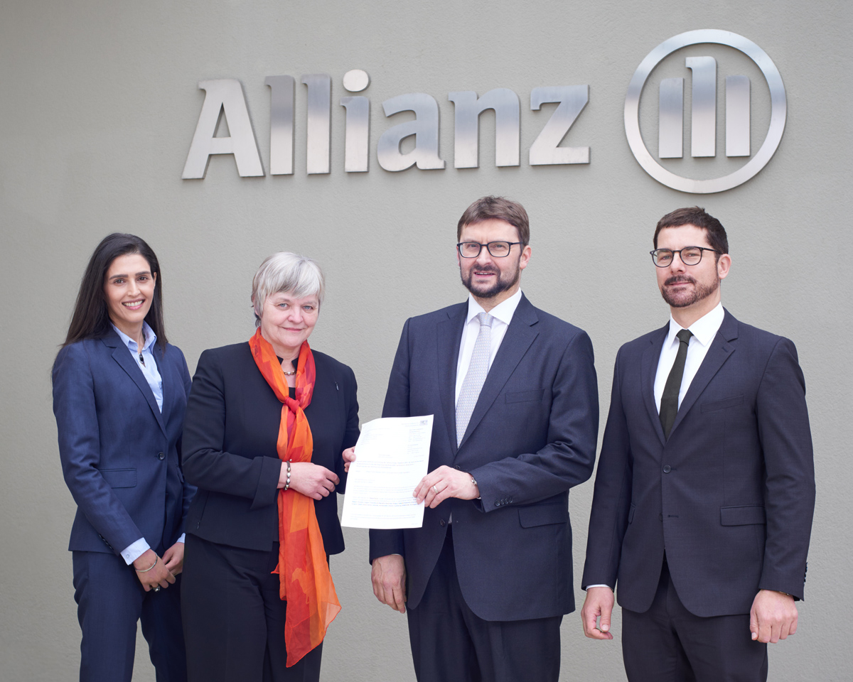 Allianz secures Binding Corporate Rules certification in initiative to strengthen data privacy within group