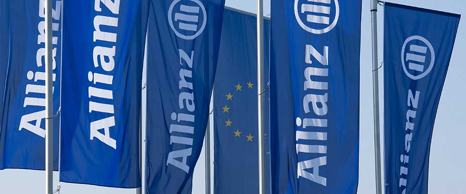 Allianz reports a strong start into 2017